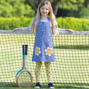 Baby / Kinder Strumpfhosen Sonnenblumen  - Kite Clothing