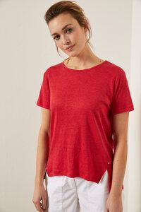 Shirt aus Leinen - LANIUS