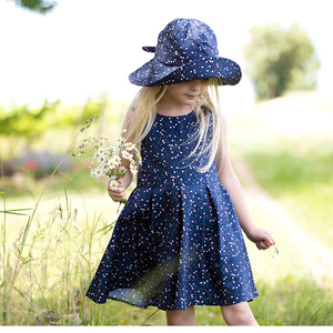 Mädchen Sommerkleid mit UV-Schutz - Pure-Pure