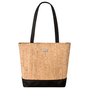Tasche aus Kork, Shopper von CorkLane, Peta zertifiziert VEGAN - Corklane