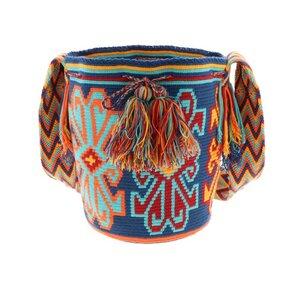 Mochila Wayuuu Tasche - einzigartige sommerliche Crossbody-Tasche - MoreThanHip