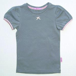 Puffärmel Shirt Mädchen Bio Baumwolle  - Ulalü