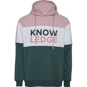 Hood sweat Knowledge OCS/Vegan - Knowledge Cotton Apparel
