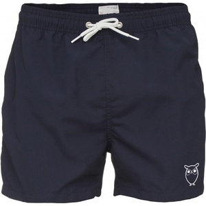 Swim Shorts Solid GRS Total Eclipse - Knowledge Cotton Apparel