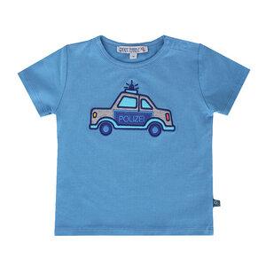 Baby T-Shirt Polizeiauto  - Enfant Terrible