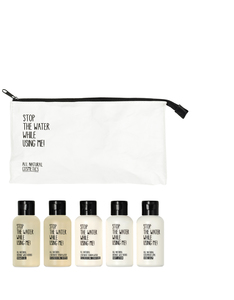 All Natural Travel Kit Various Scents - Stop The Water While Using Me!