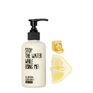 All Natural Hand Balm - Stop The Water While Using Me!