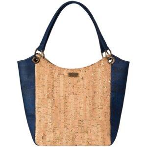 CorkLane Shopper aus Kork, Damen Tasche Peta geprüft VEGAN - Corklane