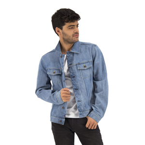 Herren Jeans-Jacke Bourne - Kuyichi