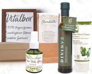 Vitalbox | LIMITED EDITION | BIOselect® | Divinus | Botano | Calmterra | 100% Originalgrößen - Calmterra