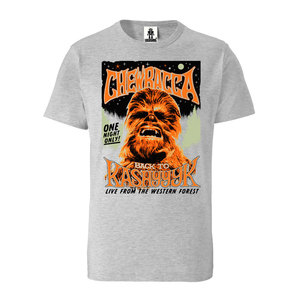 LOGOSHIRT - Star Wars - Chewbacca - Kashyyyk- Organic T-Shirt  - LOGOSH!RT