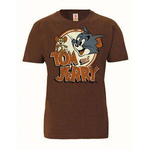 LOGOSHIRT - Tom & Jerry - Logo - 100% Organic Cotton - T-Shirt - LOGOSH!RT