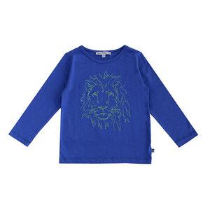 Kinder Langarm-Shirt Löwe  - Enfant Terrible