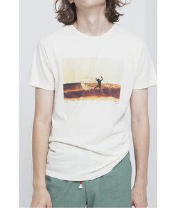 Sunset T-Shirt 27MM - thinking mu