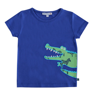 Kinder T-Shirt Krokodil  - Enfant Terrible