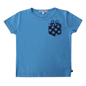 Kinder T-Shirt mit Tasche - Enfant Terrible