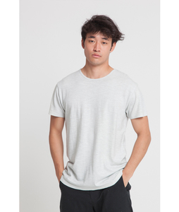 Hemp T-Shirt - thinking mu