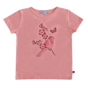 Kinder T-Shirt Vogel-Stickerei - Enfant Terrible