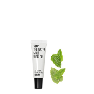 All Natural Moroccan Mint Lip Balm - Stop The Water While Using Me!