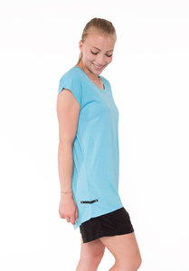 Basic Longshirt River Blue - Erdbär
