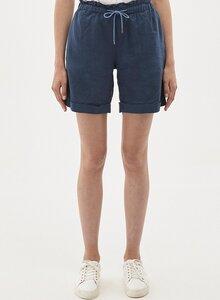 Shorts aus Leinen-Mix - ORGANICATION