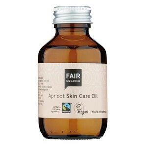 Körper Pflegeöl Apricot, 100 ml - Fair Squared