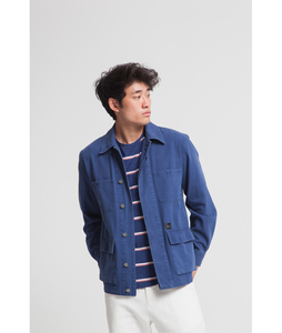 Blue James Jacket - thinking mu