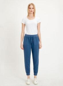 Sportliche Hose aus Leinen-Baumwollmischung - ORGANICATION