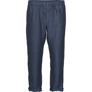 Loose Pant Fishbone Leinen-Struktur - KnowledgeCotton Apparel