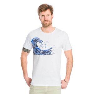 Plastic Wave T-Shirt - bleed