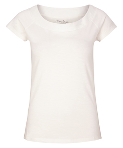 T-Shirt aus Bio-Baumwolle GOTS-zertifiziert - Himalaya