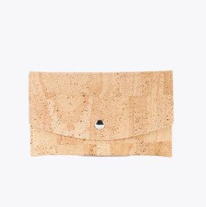 Kork Geldbeutel im Envelope-Stil - Artelusa