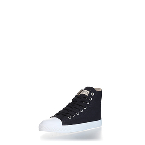 Fair Trainer Hi Cut Collection 18 Black Navy | Just White - Ethletic