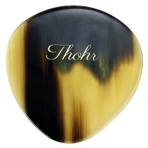 Thohr Semi-Round Horn Pick - Thohr