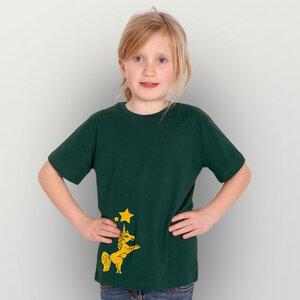 """""""Einhorn"""" Unisex Kinder T-Shirt  - HANDGEDRUCKT"""