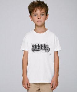 T-Shirt mit Motiv / Workboys - Kultgut