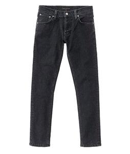 Skinny Lin Black Stone PWR - Nudie Jeans