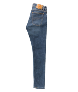 Skinny Lin Mid Authentic Power - Nudie Jeans