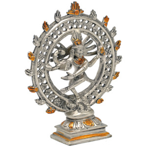 Nataraj Figur - Bicolor - Just Be