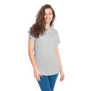 T-Shirt Lyocell (TENCEL) Damen - bleed