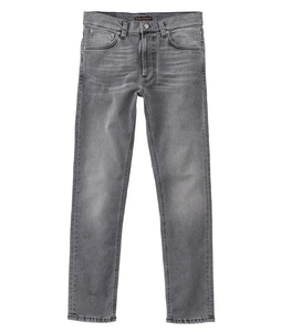 Lean Dean Mid Grey Comfort - Nudie Jeans