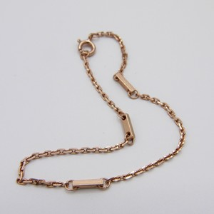 Einzelstück: zartes Vintage Armband, Roségold - MishMish by WearPositive