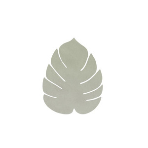 Glasuntersetzer Monstera Leaf  - LindDNA