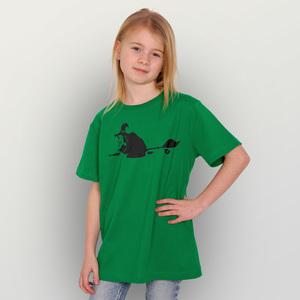 """Hexi Hex"" Unisex Kinder T-Shirt - HANDGEDRUCKT"
