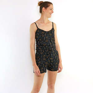 Jumpsuit Madison Dots aus Modal®-Mix - Gary Mash