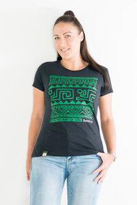 Bahati - Frauen T-shirt - Schwarz - Maishameanslife