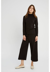 Hose - Chandre Trousers - black - People Tree