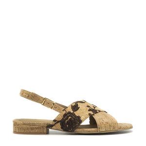 NAE Kajam | Vegane Damen- Slingbacksandale - Nae Vegan Shoes