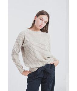 Lines Sweater - thinking mu