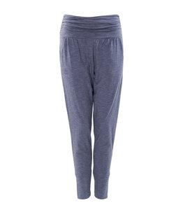 MARI MELANGE - Damen - Hose für Yoga und Freizeit aus Biobaumwolle - Jaya